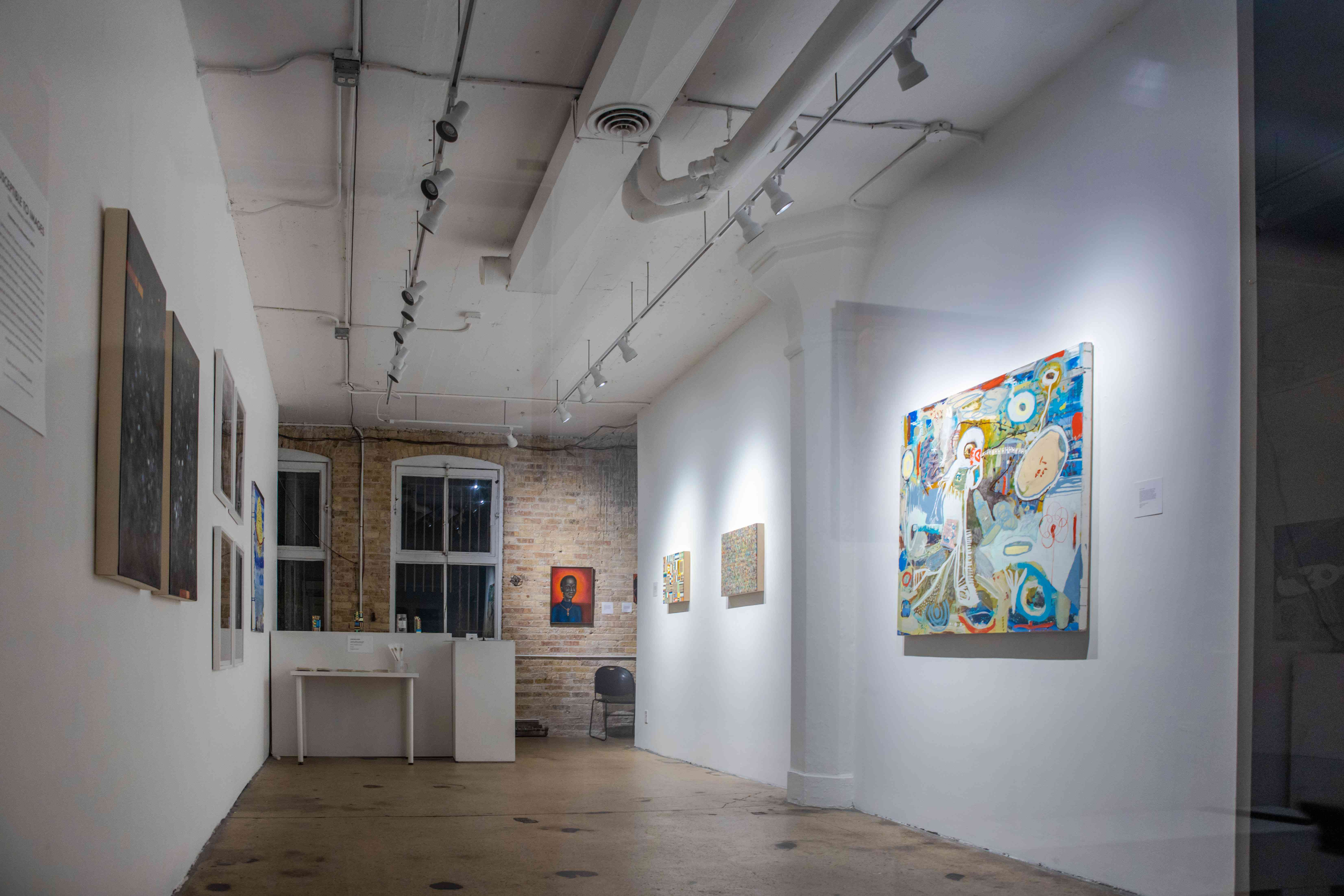 Inside Portrait Society Gallery