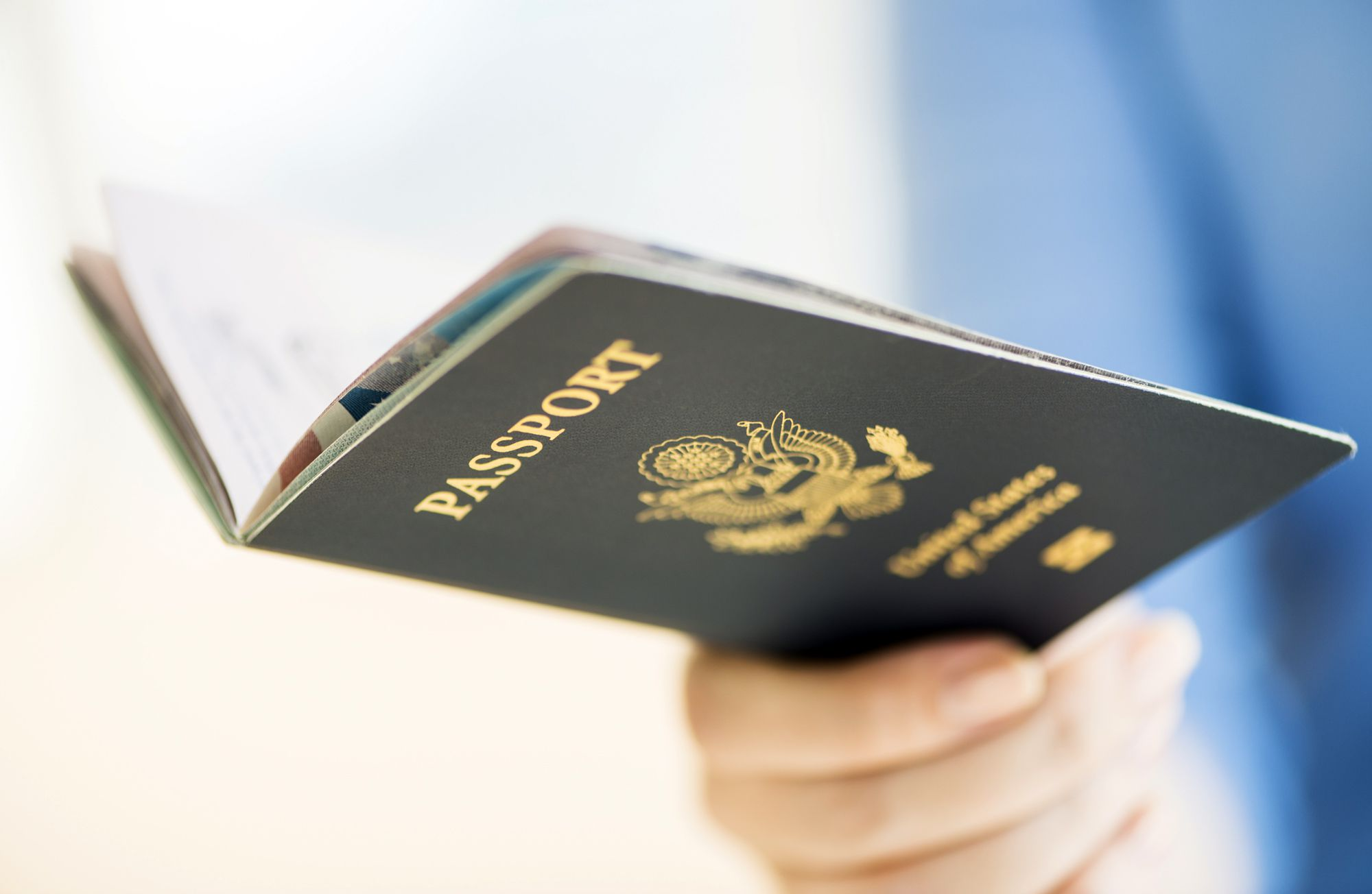 Make sure you have your passport
