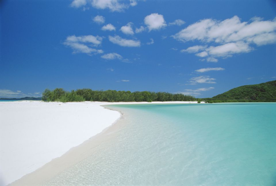 Queensland Best Beach Port Douglas Or The Whitsundays