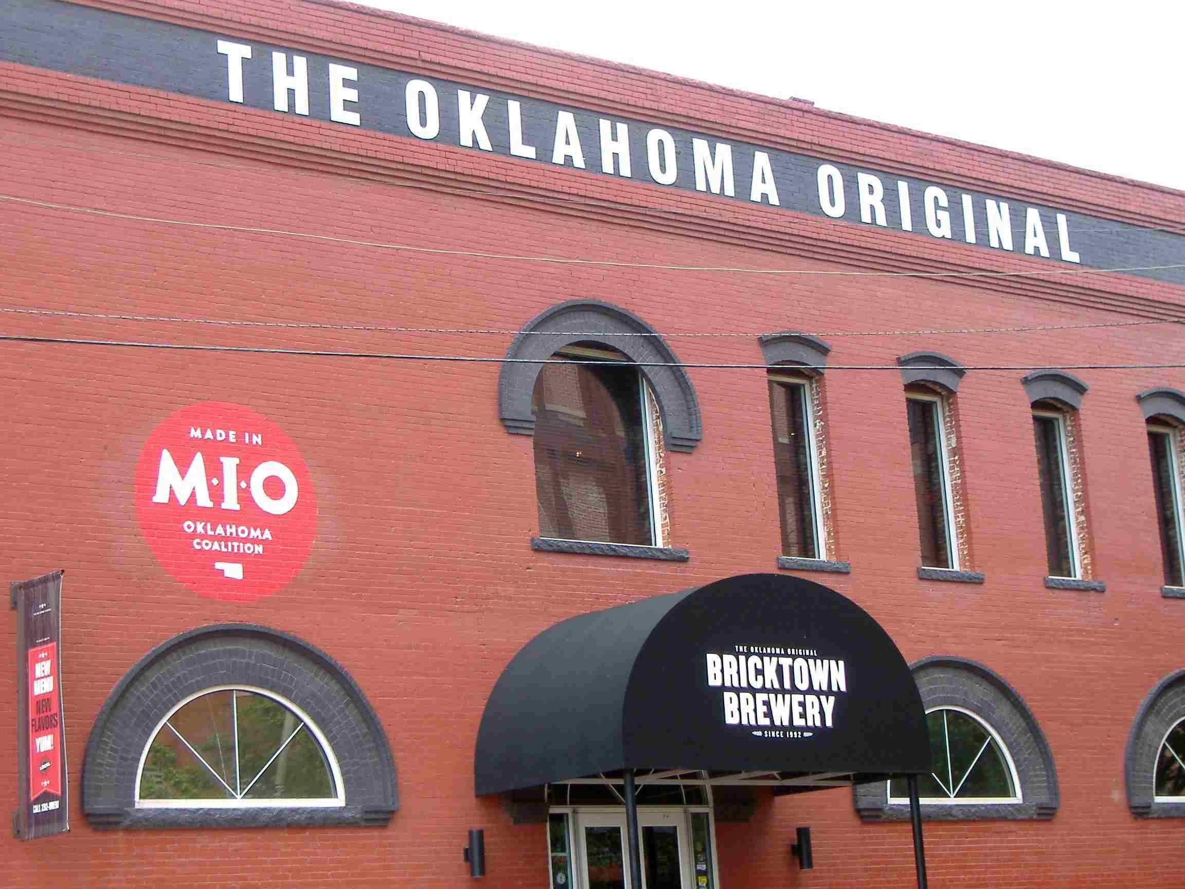 Bricktown Brewery Okc