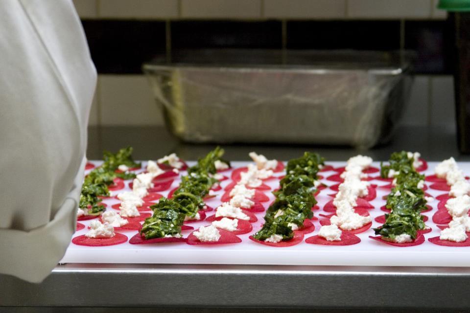 5 excelentes restaurantes vegetarianos en Nueva York