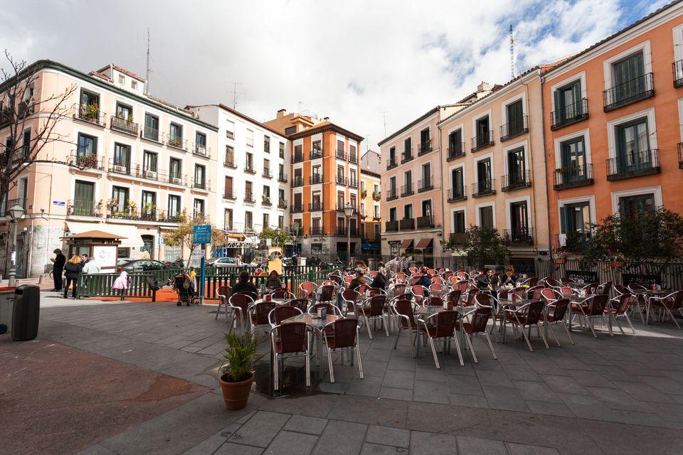 Square of Malasaña (Madrid)