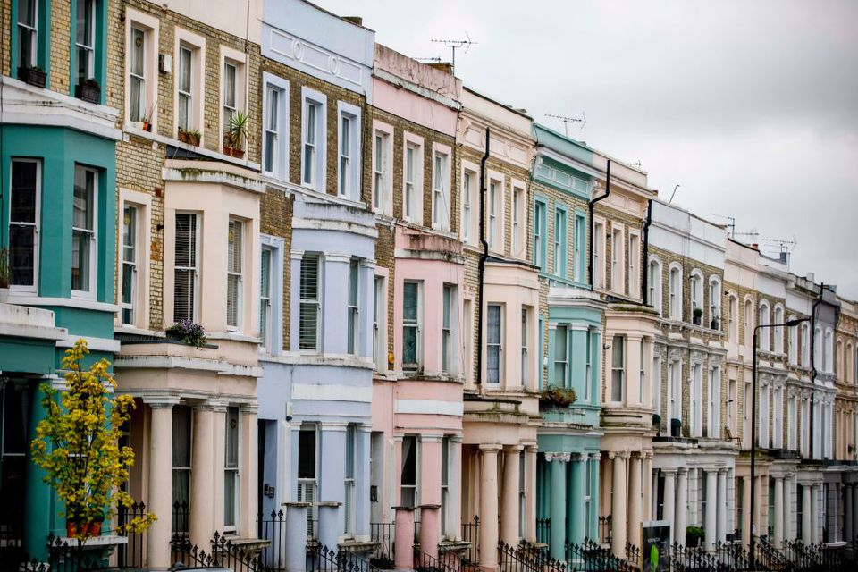 Notting Hill in London