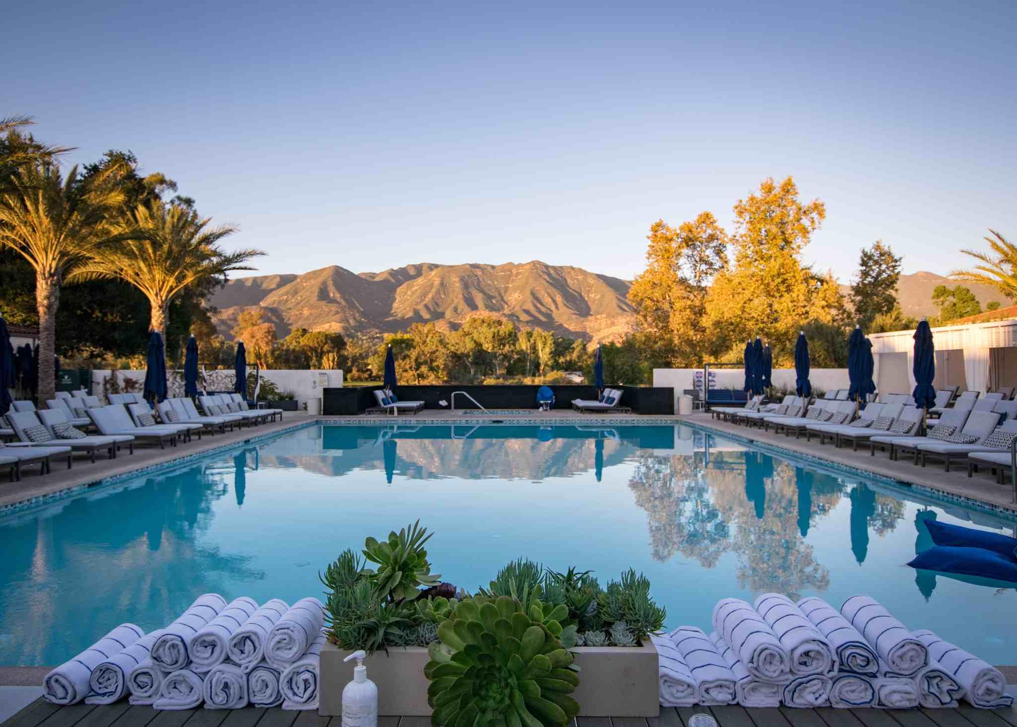 Luxury Hotels Ojai Valley Inn Spa: The Magical Spas Of Ojai Near Los Angeles