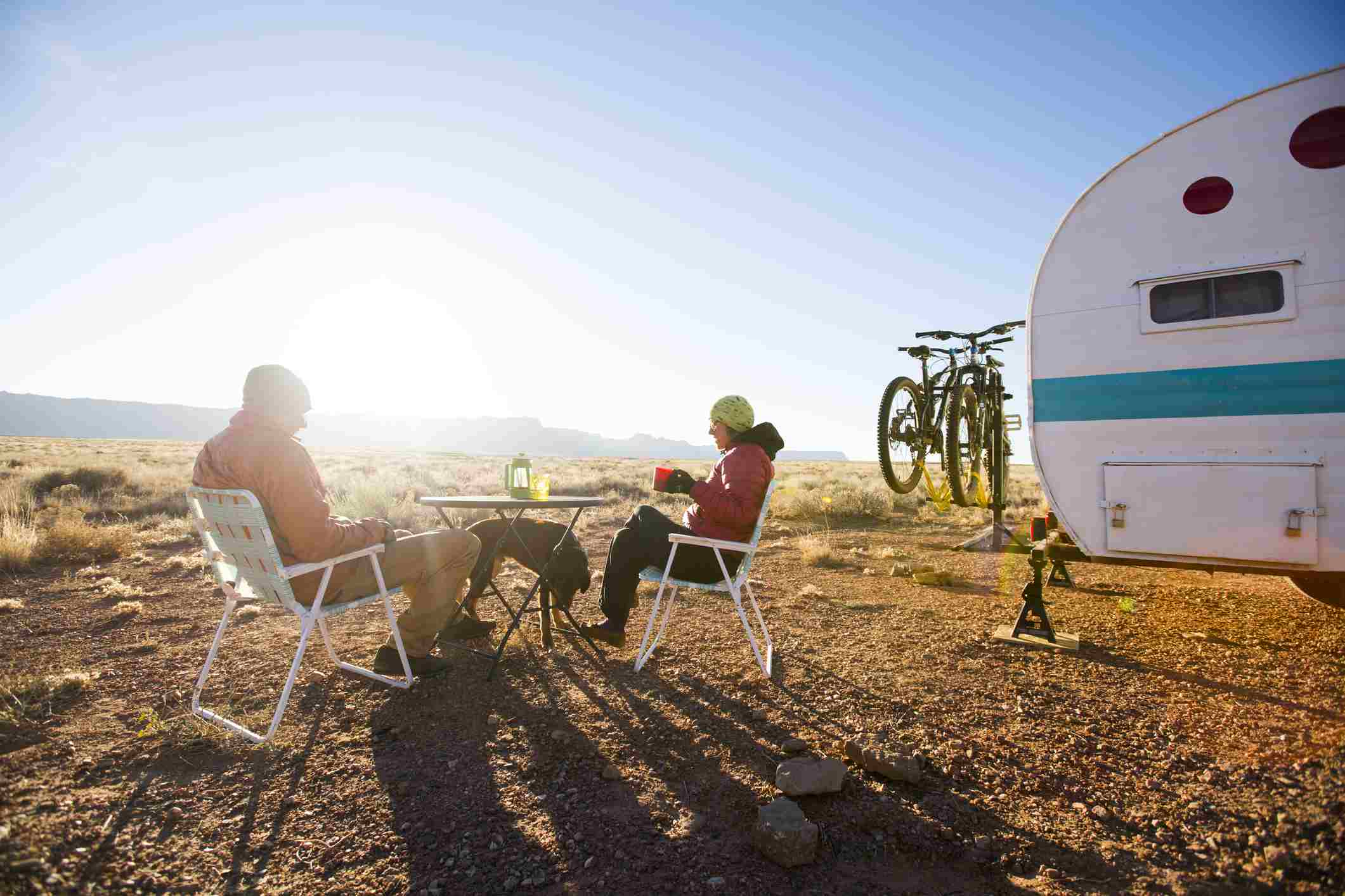 How to Find an RV Monthly Site Rental