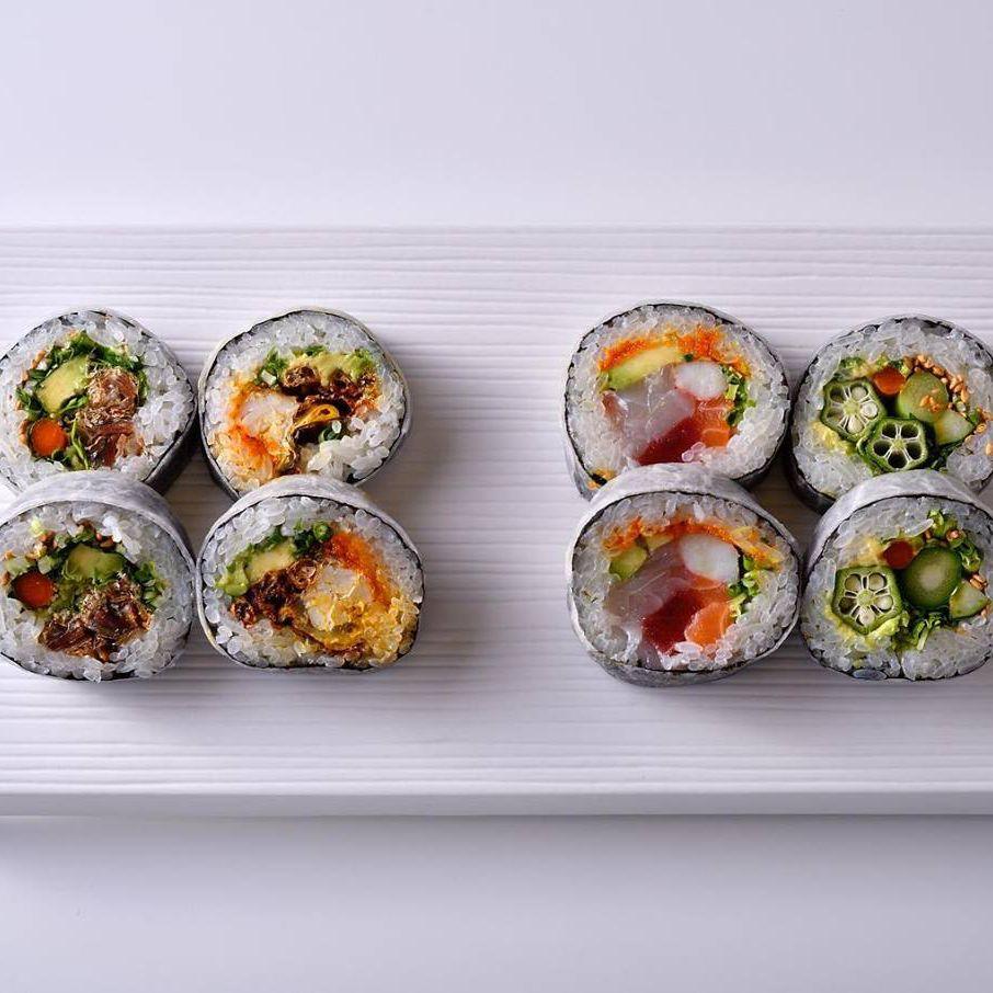 The Best Sushi in Washington, D.C.