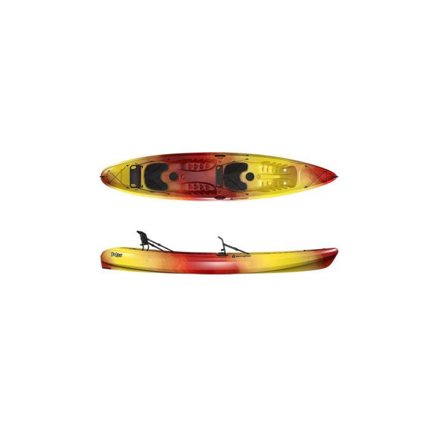 Perception Tribe 13.5 Tandem Kayak 2021