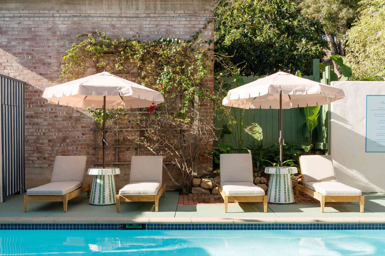 Palihouse Santa Barbara pool