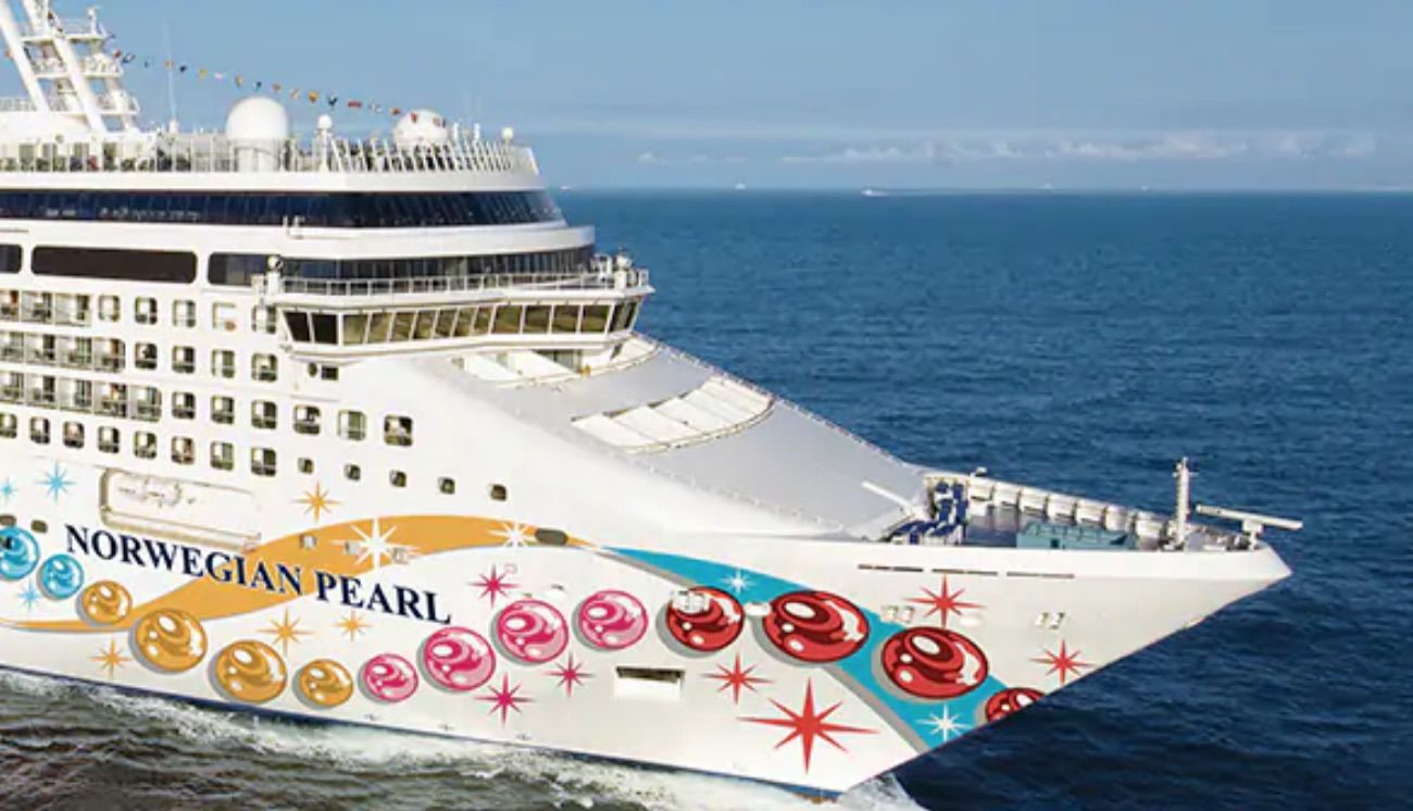 A Tour Of The Norwegian Pearl Cruise Ship