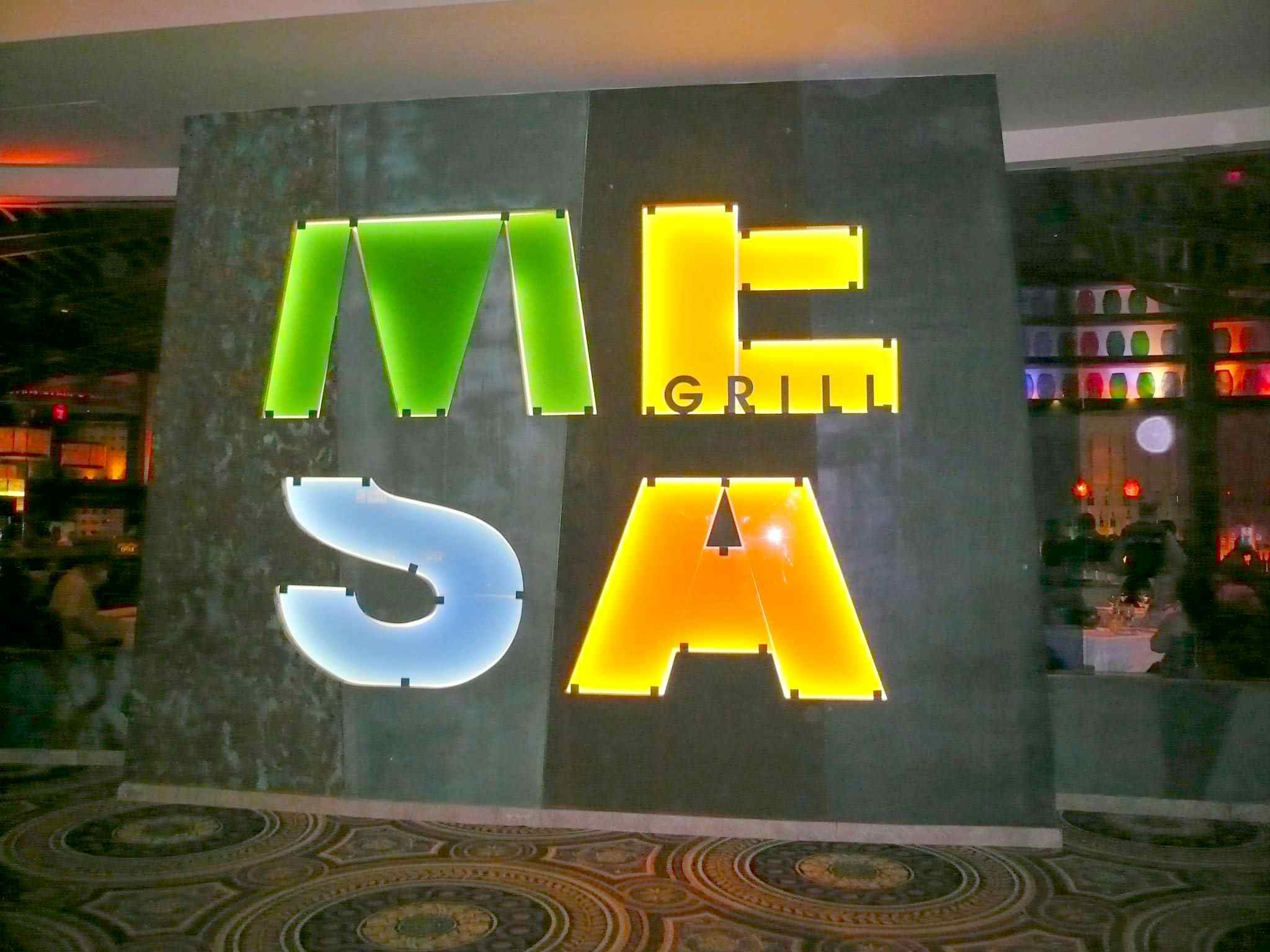 MESA Grill in Las Vegas
