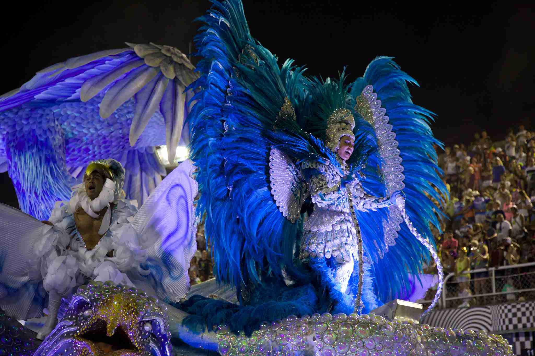 Where to celebrate Carnival in Brazil