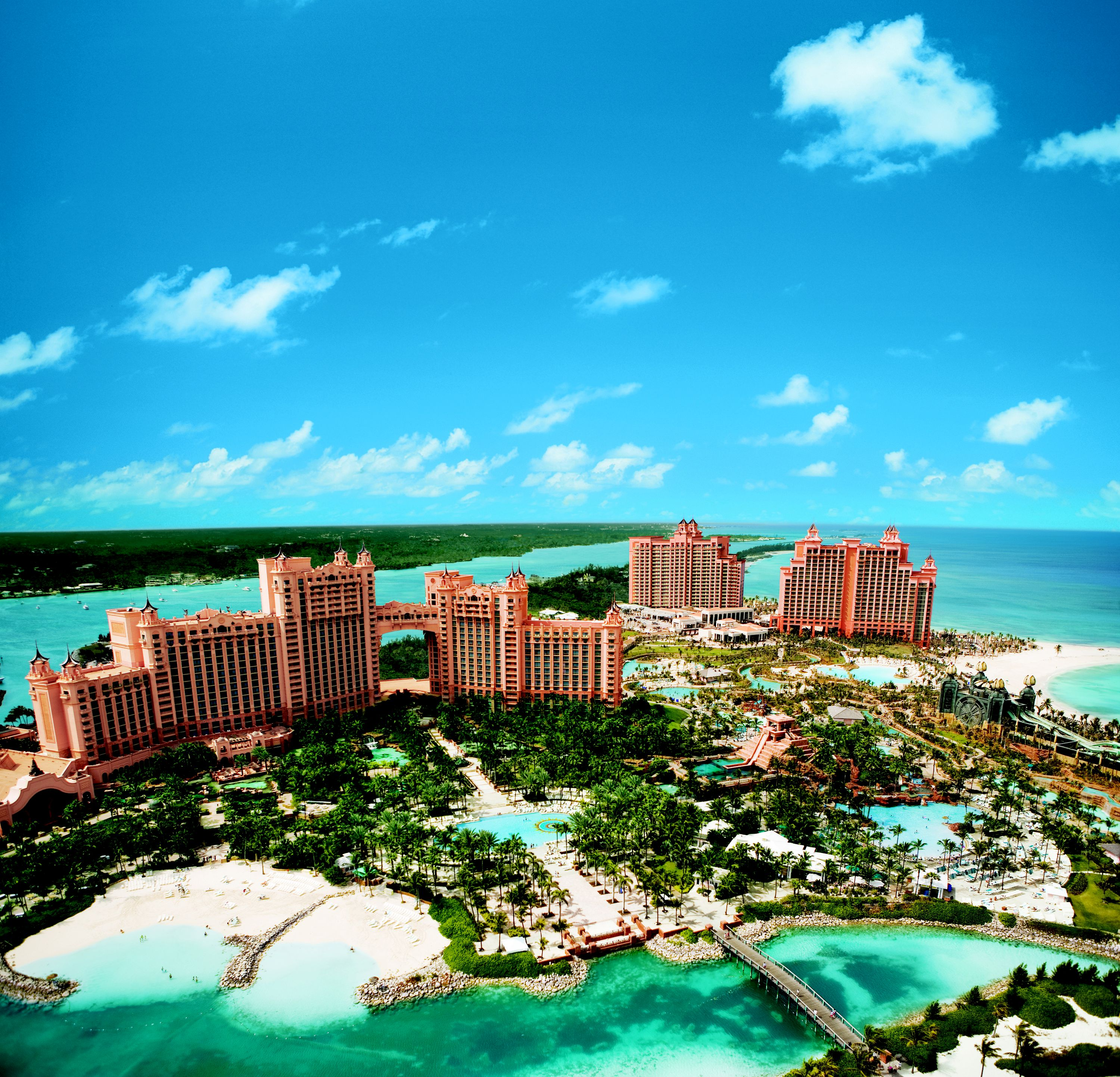 Paradise Island Bahamas Beaches: Atlantis Paradise Island Resort Introduction And Overview