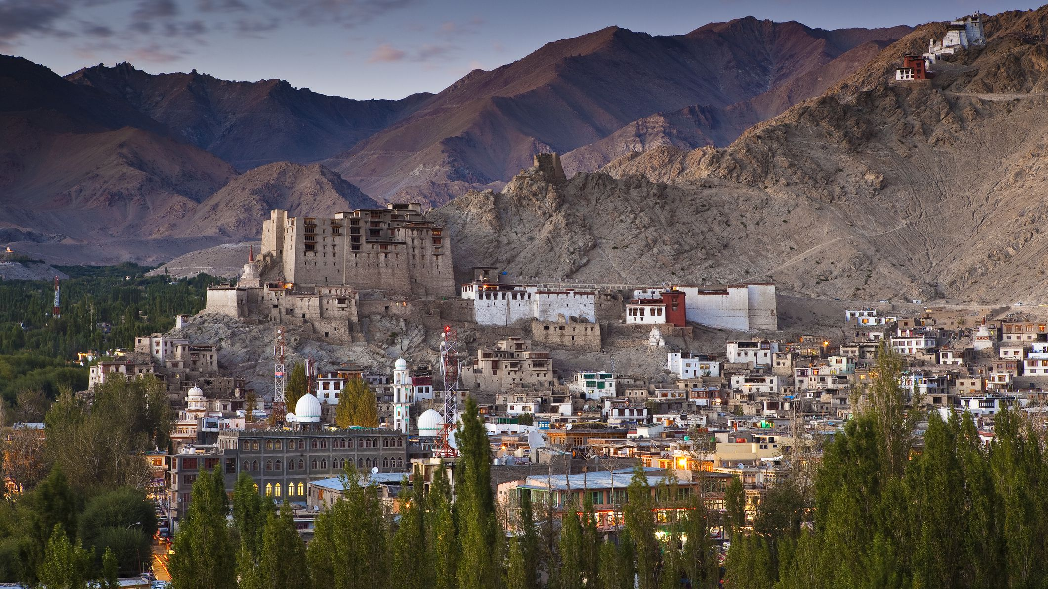 Leh in Ladakh Travel Guide: Attractions, Festivals, Hotels