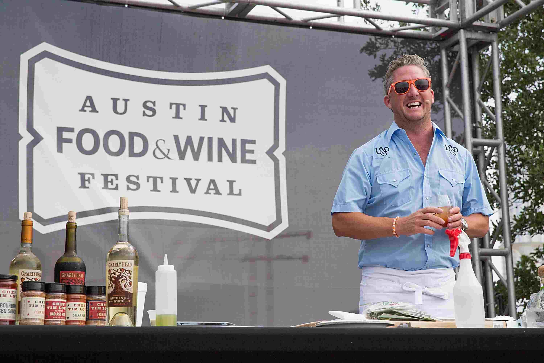 Austin Food & Wine Festival - Day 3