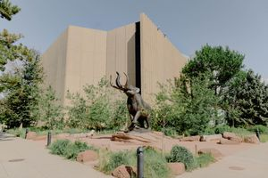The Denver Museum of Nature & Science in Colorado