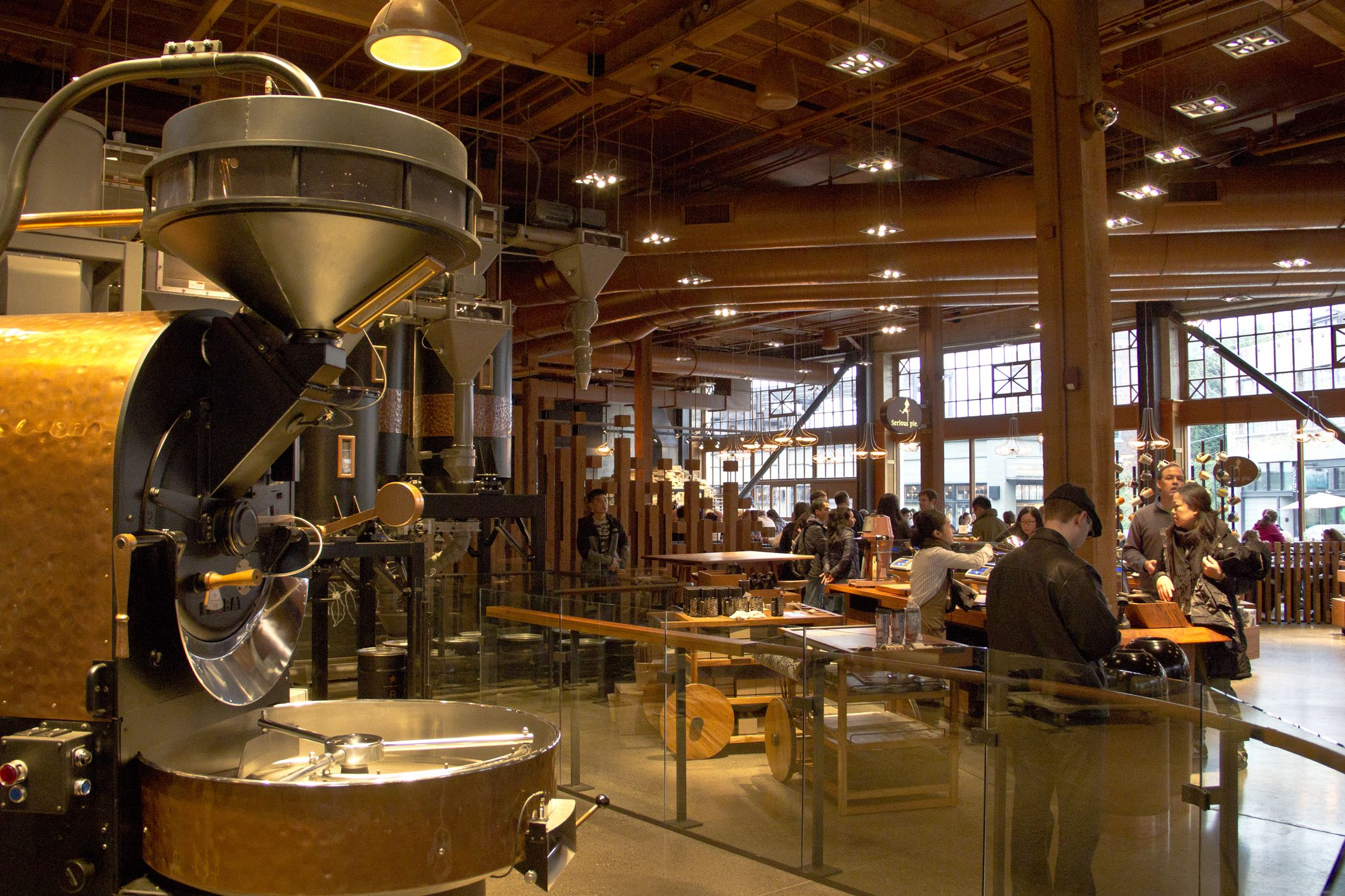 Starbucks Reserve Roastery: The Complete Guide