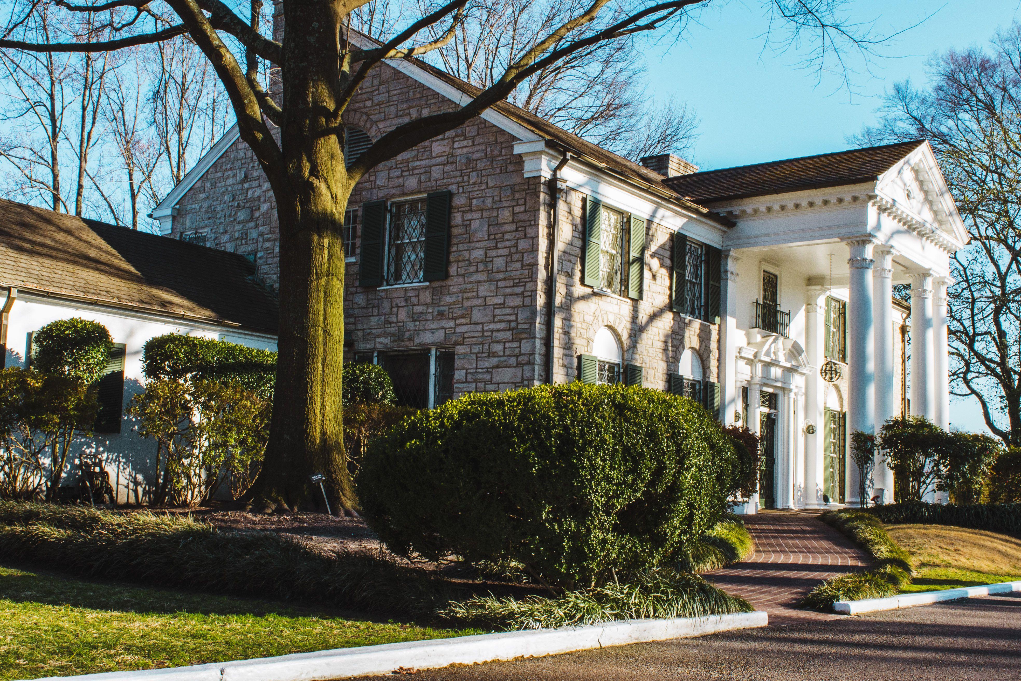 Graceland Mansion: Elvis Presley's Home