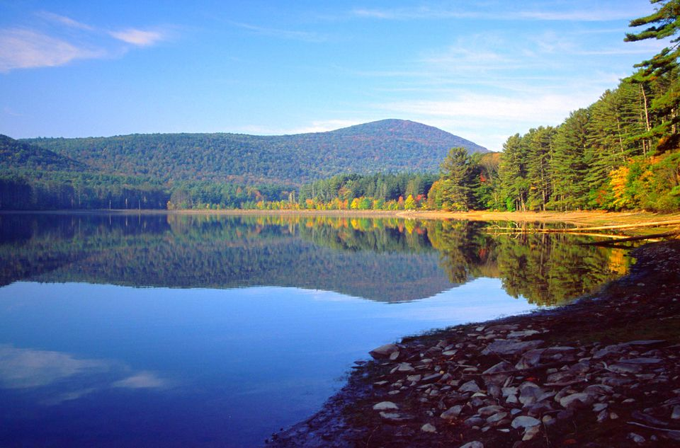 Catskill Reservoir, Woodstock, New York