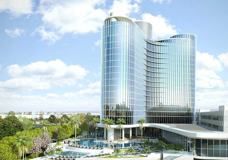 Aventura Hotel at Universal Orlando Resort