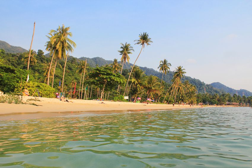 Lonely Beach, Koh Chang © Lauren Juliff