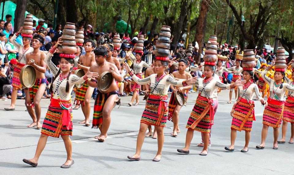 Grand Parade, Panagbenga