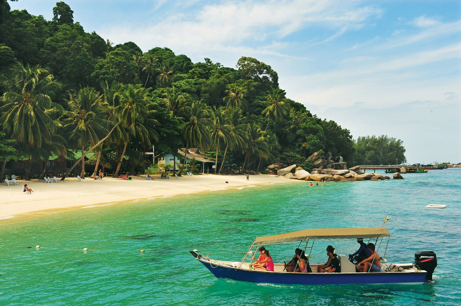 Image result for Pulau Perhentian family holiday