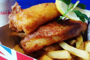 Gordon Ramsay Fish and Chips Las Vegas