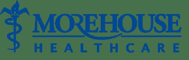 The Morehouse healthcare logo