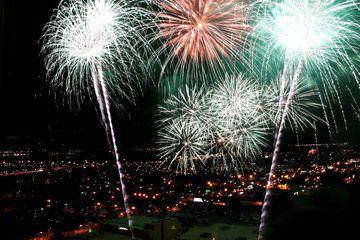 Red, White & BOOM! fireworks