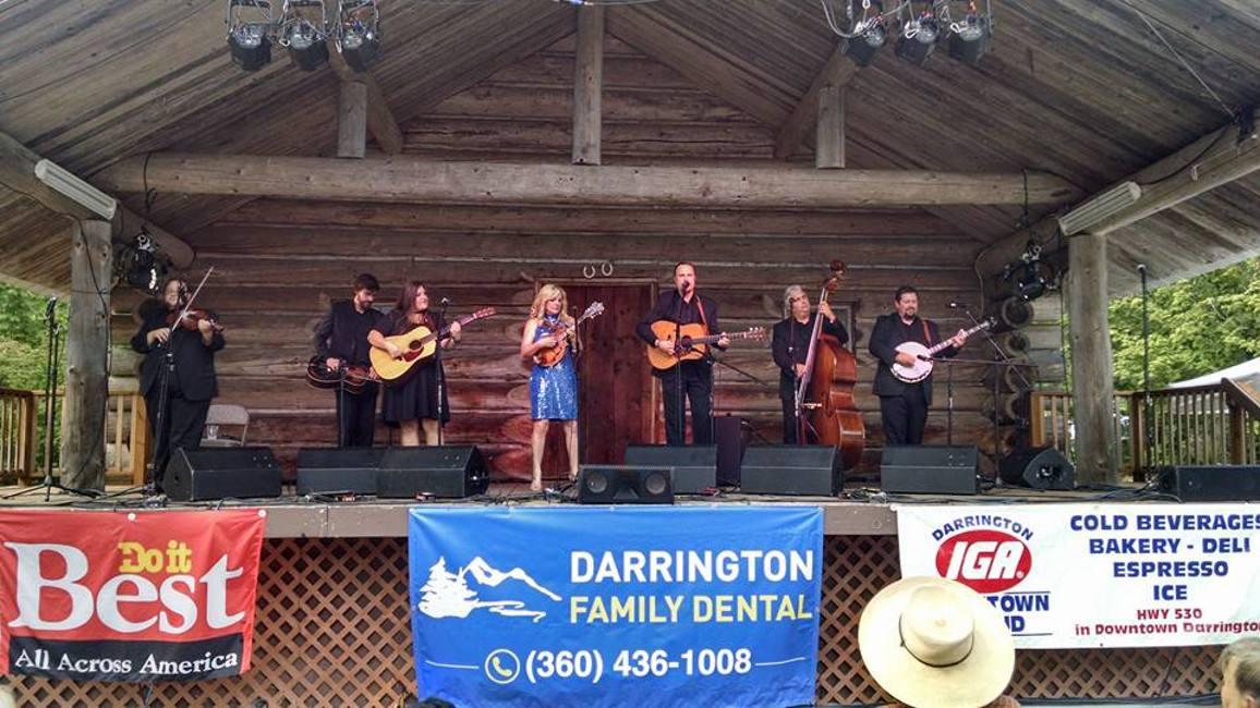 Darrington Bluegrass Festival