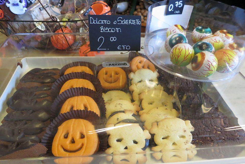 Golosinas de Halloween