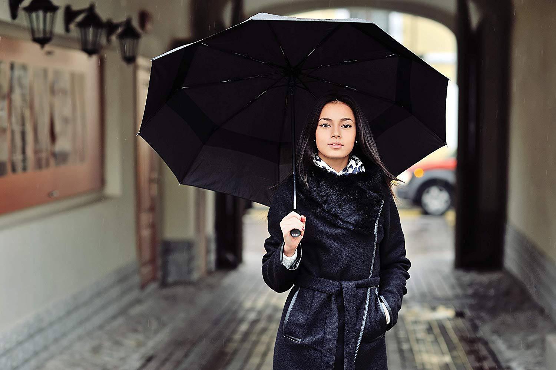 Best Compact Eez Y Windproof Travel Umbrella