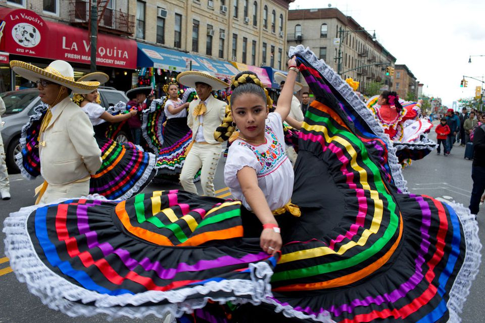 Cinco de Mayo Sunset Park Brooklyn