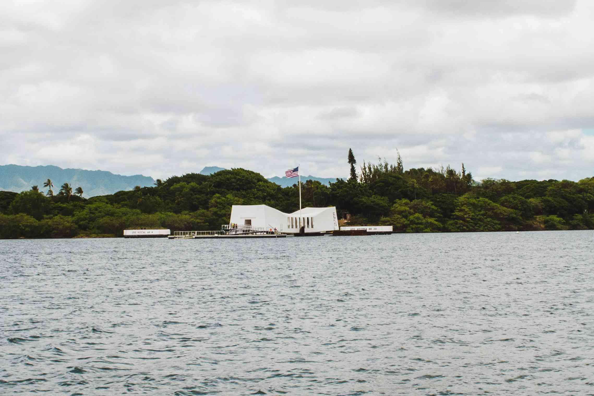 Pearl Harbor Memorial