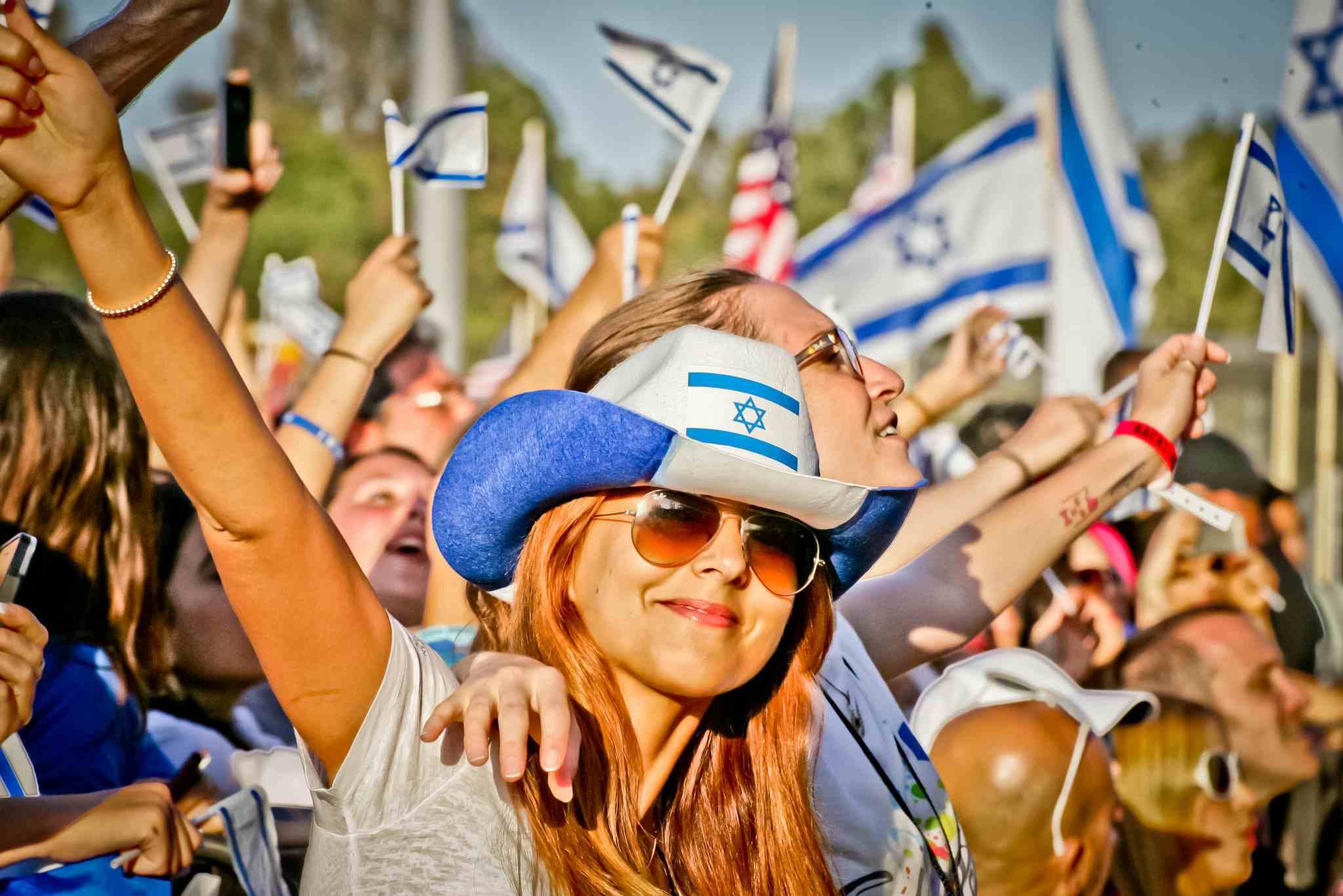 Celebrate Israel Festival, Los Angeles