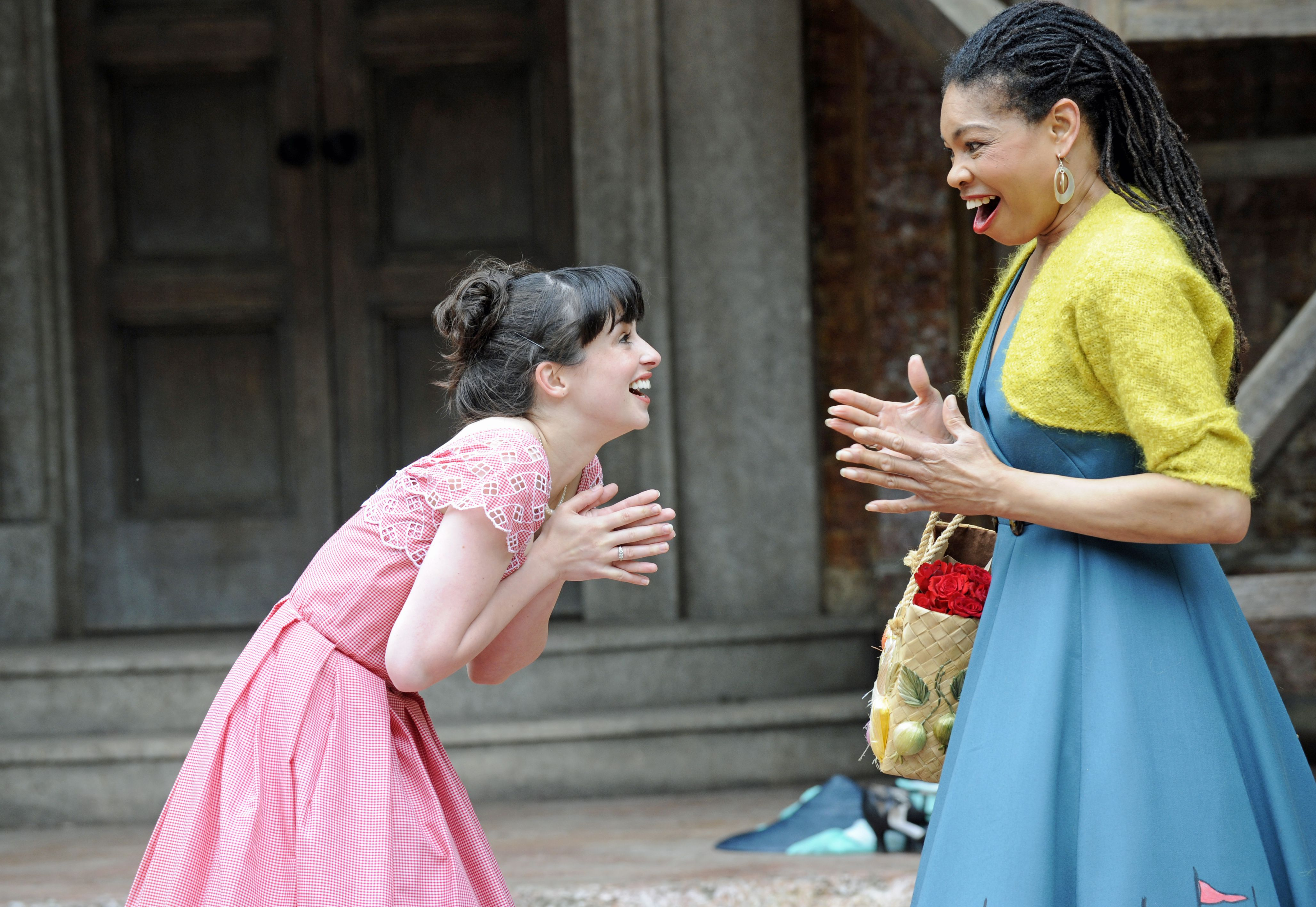 Shakespeare in the Park is a popular summer entertainment series.