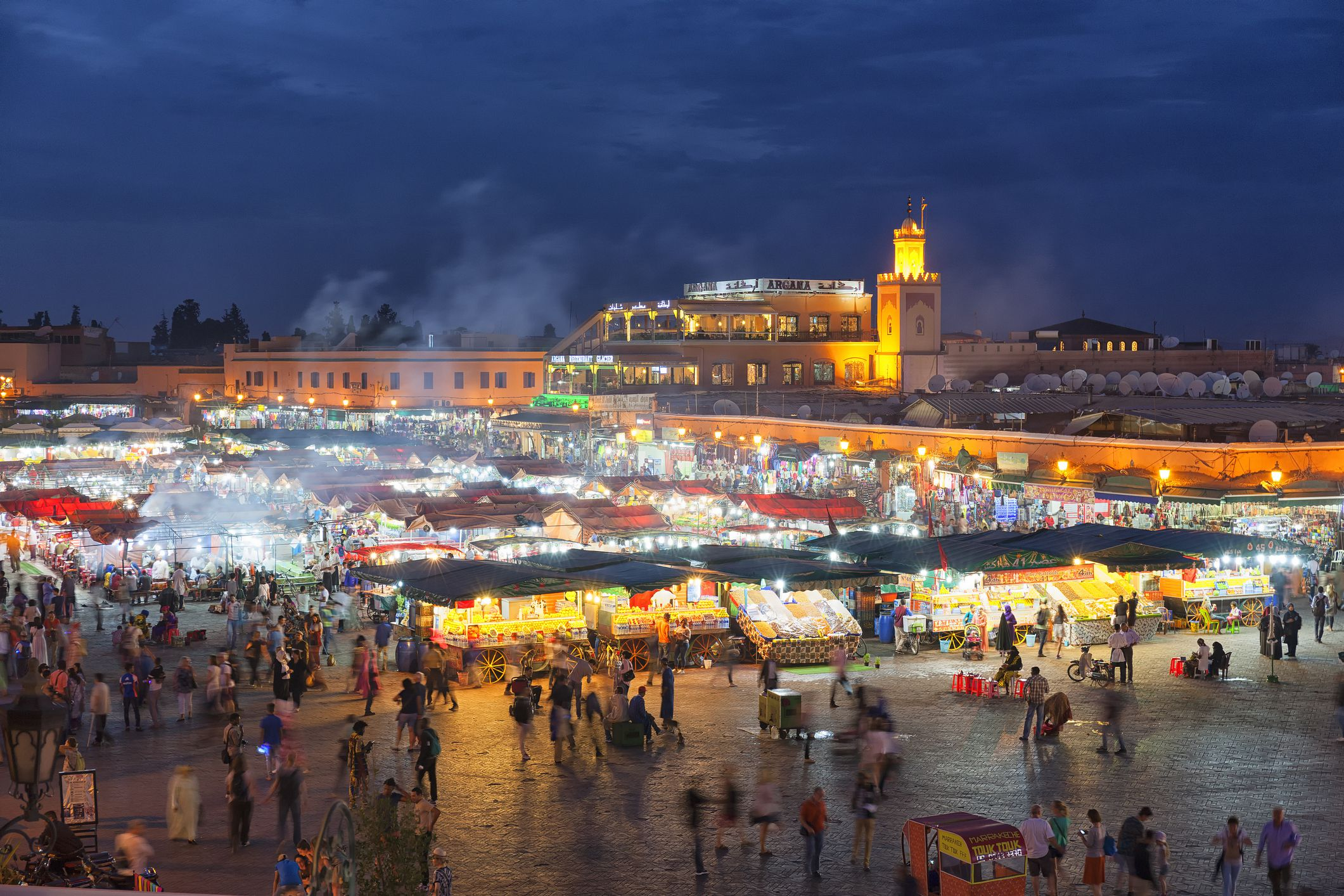 Excursions to Morocco From Spain
