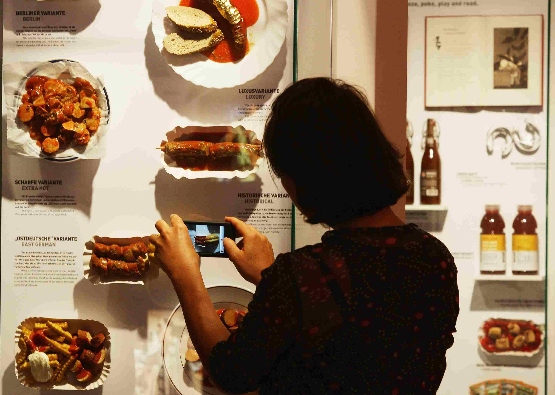 Berlin Currywurst Museum