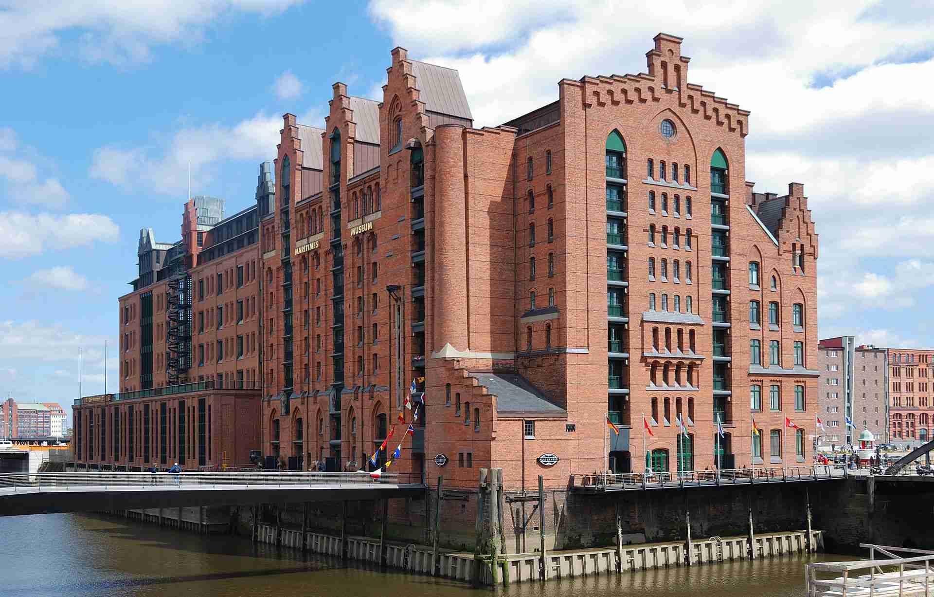 Hamburg's Maritimes Museum