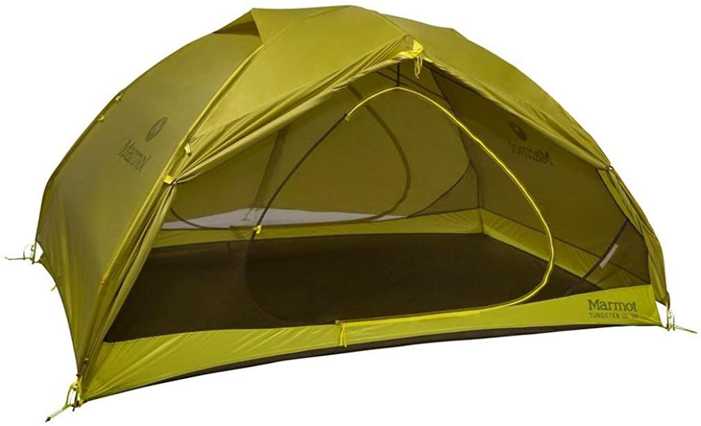 Marmot Tungsten 3-Person Tent. Amazon image