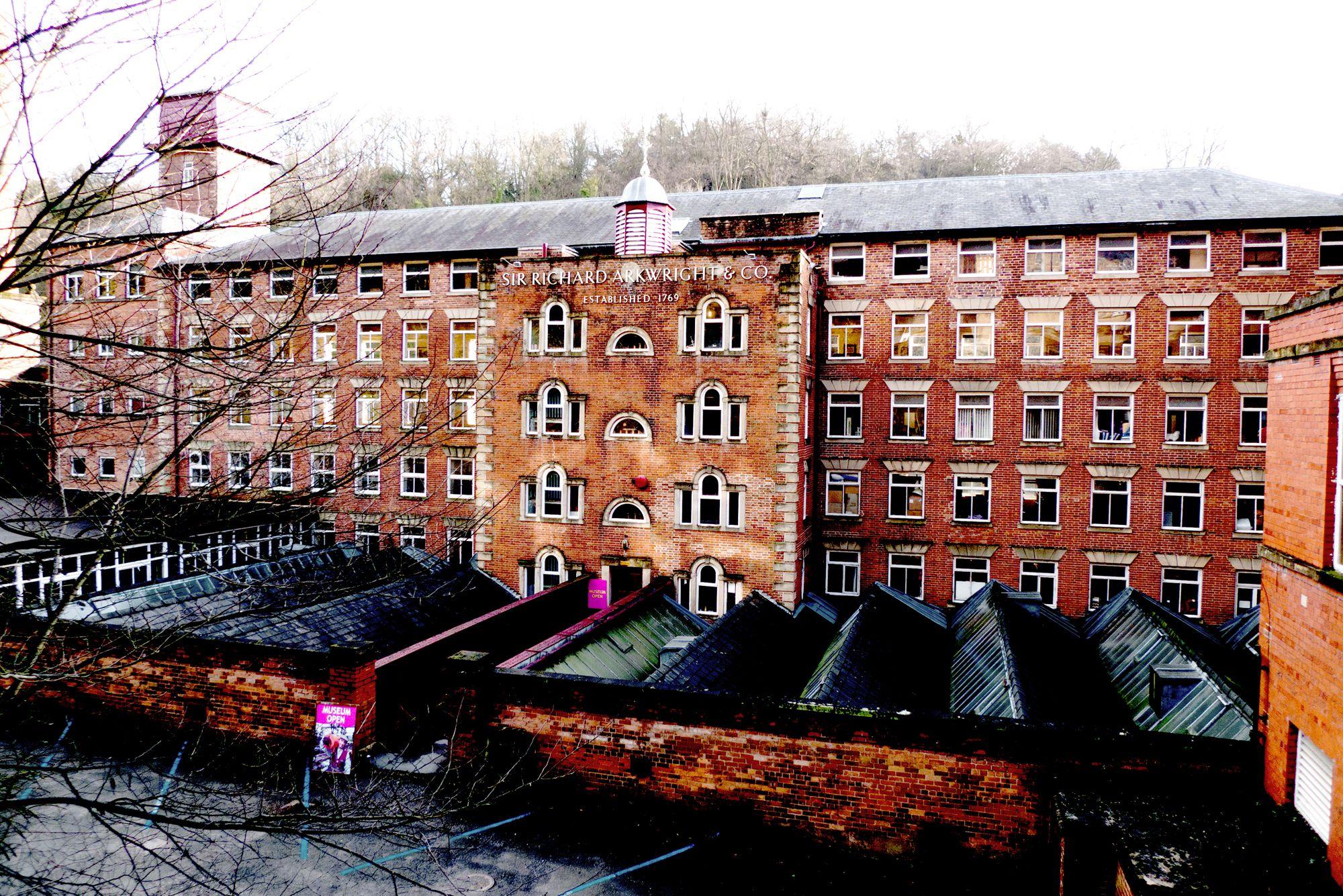 Richard Arkwright's Masson Mills