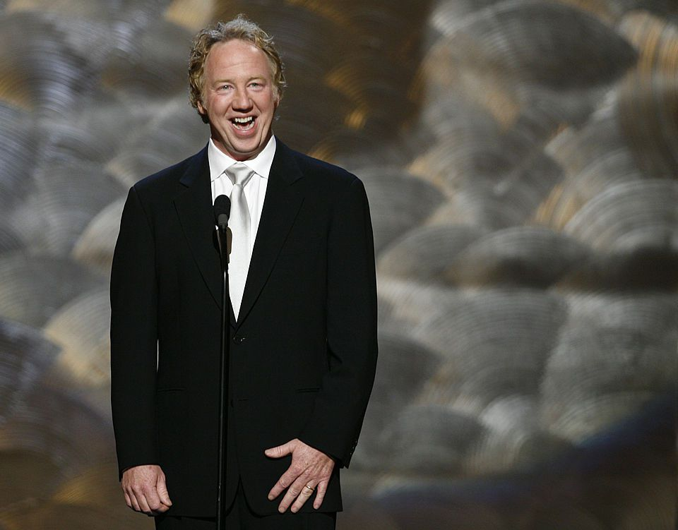 Timothy Busfield presenting at the Emmy Awards
