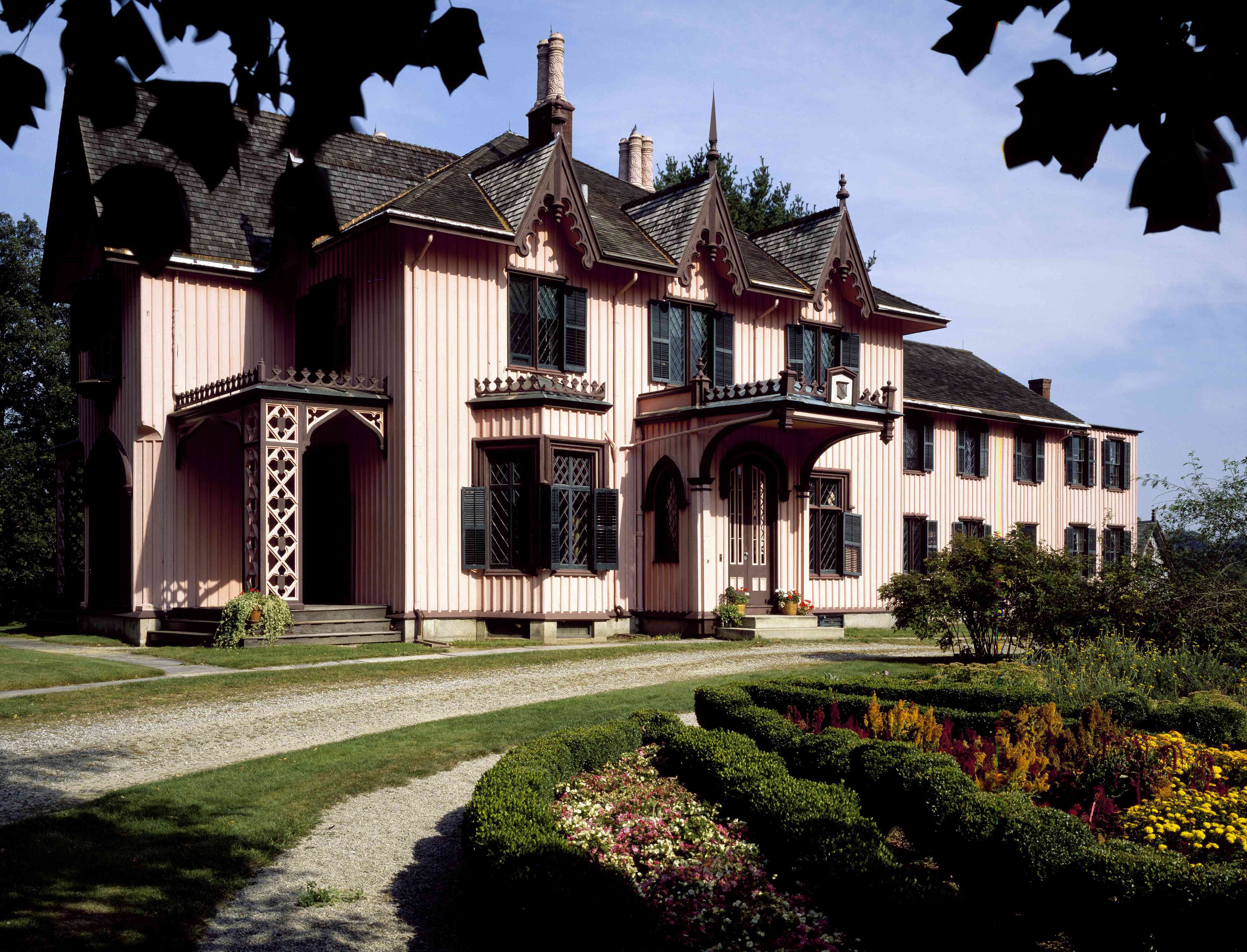 Roseland Cottage, Woodstock, Connecticut