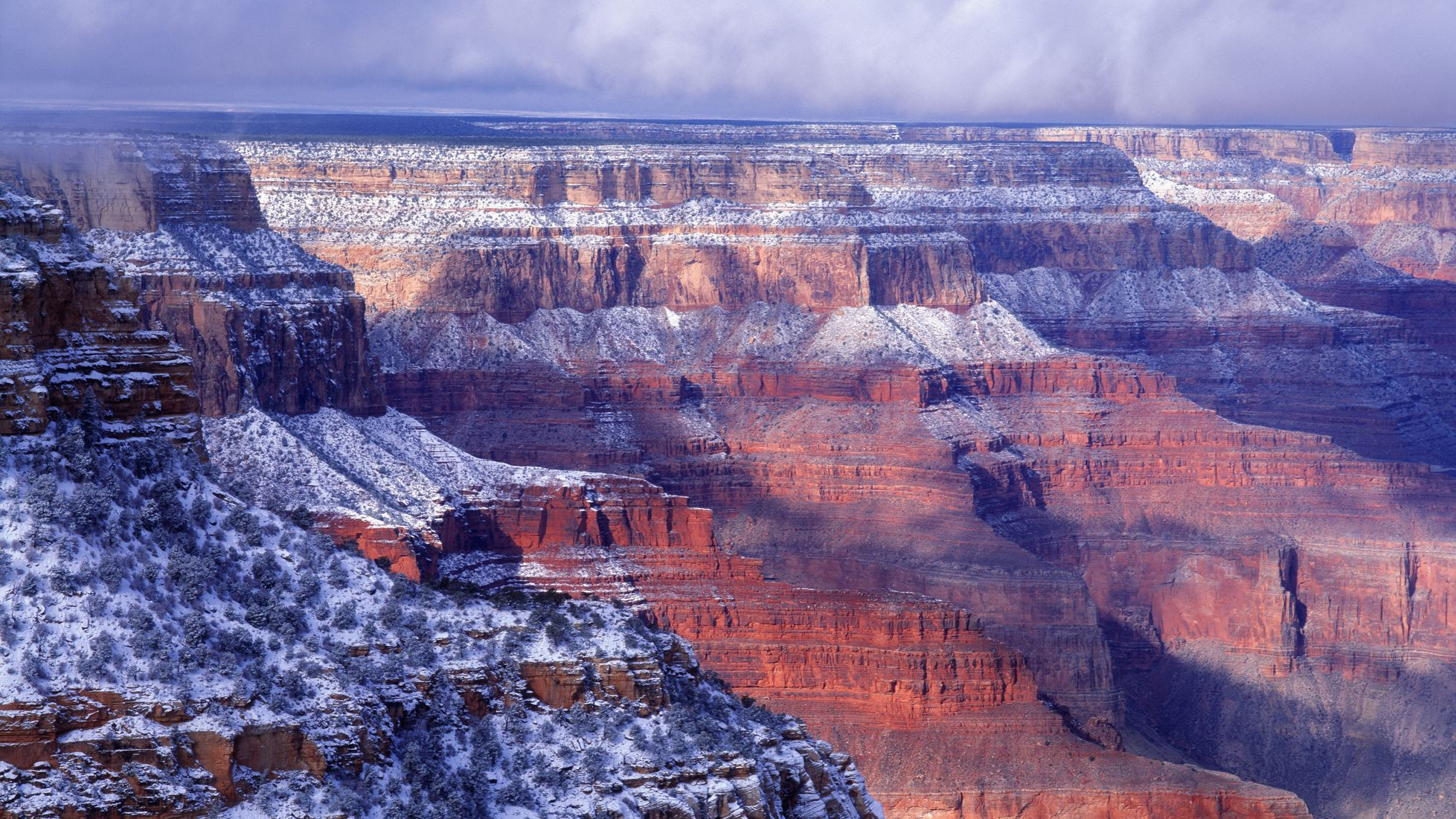 Grand Canyon Winter Holiday