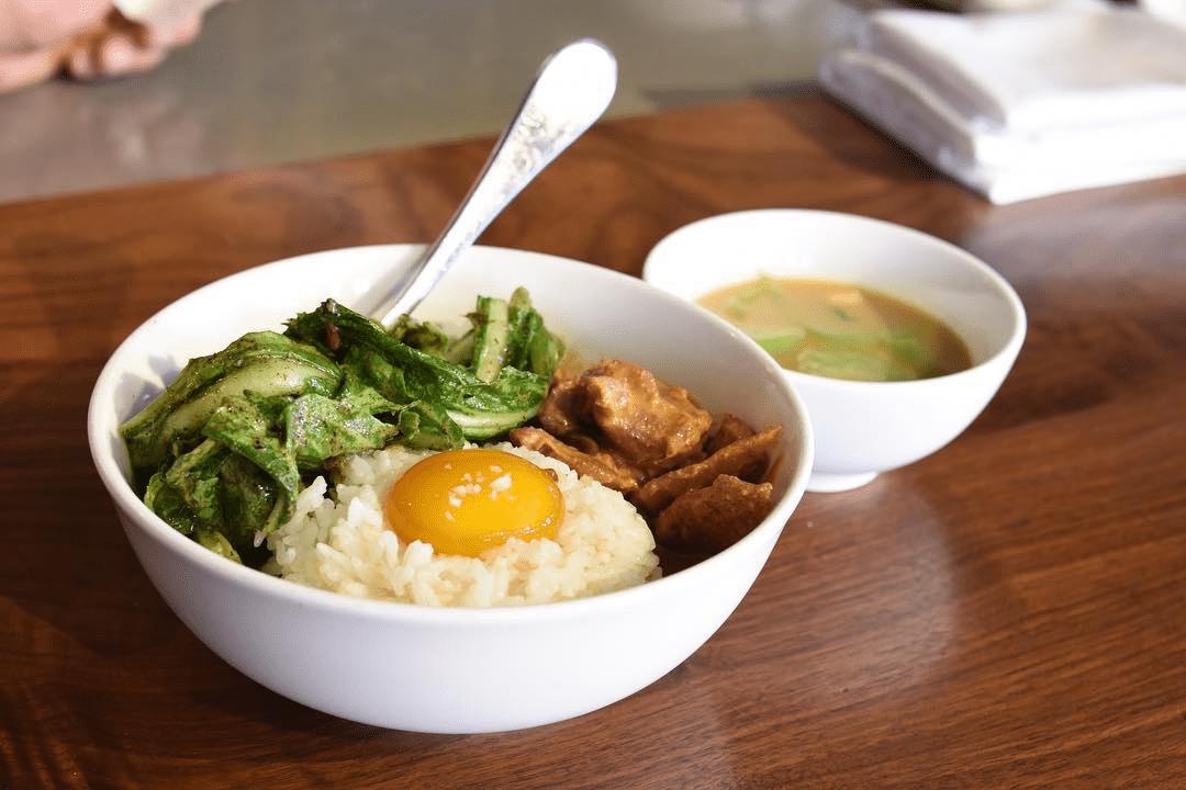 A Signature Dish at Revel Korean Bistro