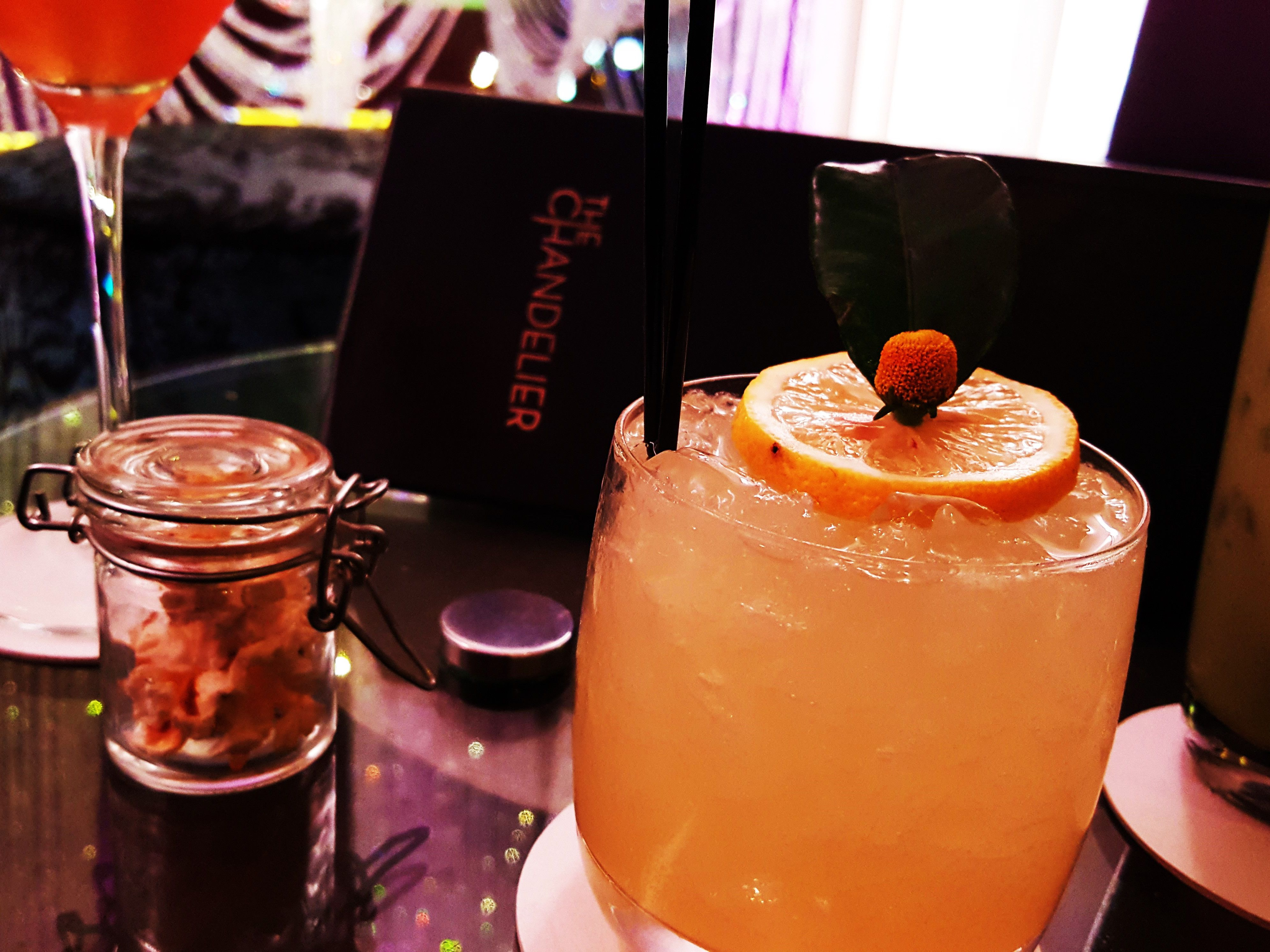 The Best Cocktail At The Cosmopolitan Of Las Vegas