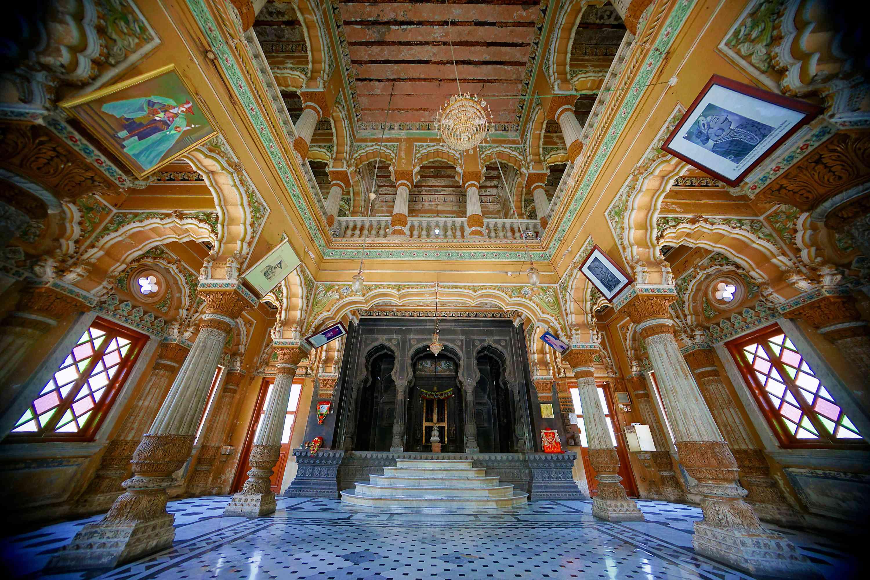 Shinde Chhatri, Pune.
