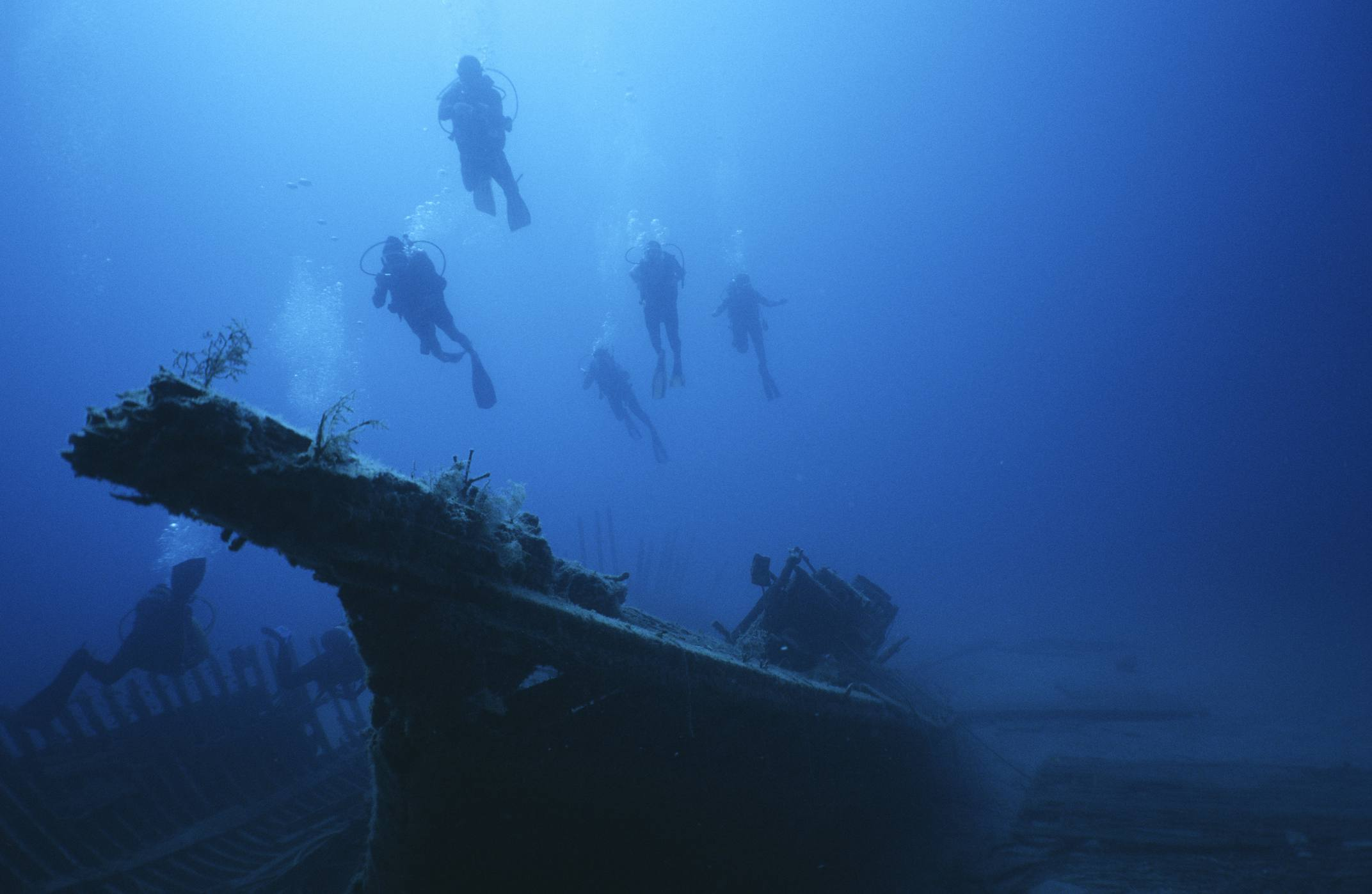 Seychelles Wreck Diving