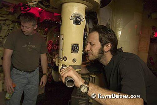 "The Russian Foxtrot Submarine ""Scorpion"""