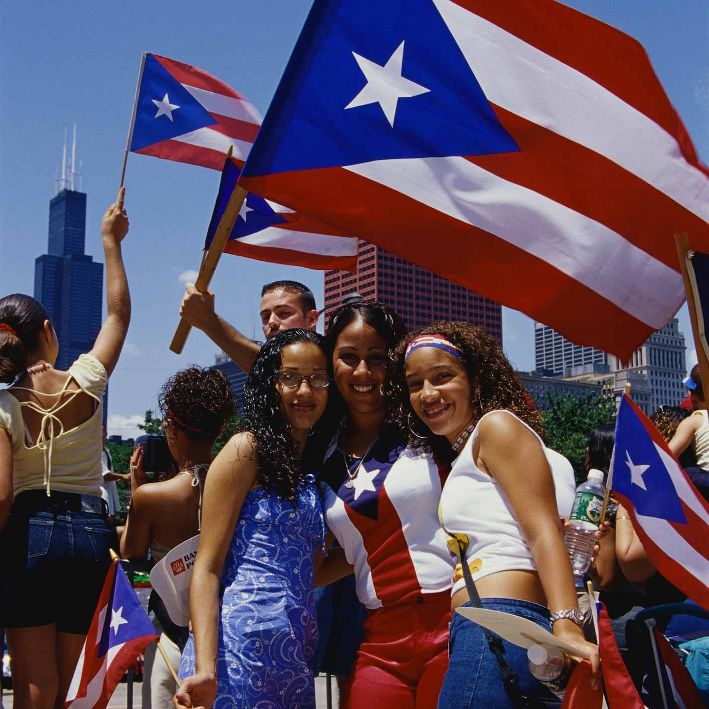 Chicago Puerto Rican Day Parade